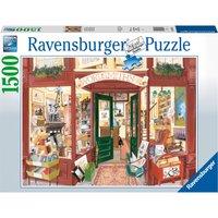 Ravensburger Wordsmith's Bookshop 1500pc Jigsaw Puzzle