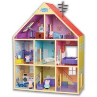 Peppas Wooden Playhouse
