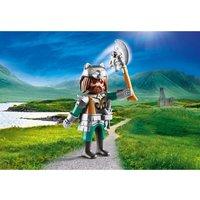'Playmobil 70236 Playmo-friends Wolf Warrior