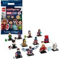 Lego Minifigures Marvel Studios