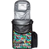 Smiggle Transport Strapped Lunchbag - Teeny Tiny Big Adventures Collection