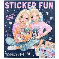 Topmodel Stickerworld Frenchie Dog