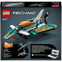 LEGO Technic Race Plane Jet 2 in 1 Toy 42117