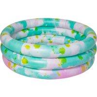 Inflatable Backyard Pool Tie Dye