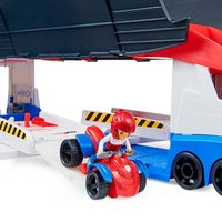 PAW Patrol Transforming PAW Patroller with Dual Vehicle Launchers Ryder Action Figure