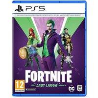 Fortnite The Last Laugh Bundle (PS5)