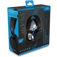 PS5 Stereo Gaming Headset - Shadow V - Black