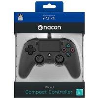 Nacon PS4 Compact Ctrl Black