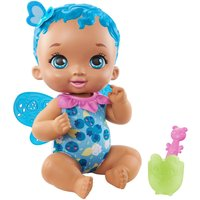 My Garden BabyBerry Hungry Baby Butterfly Doll - Blueberry