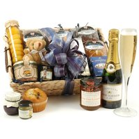 Champagne Breakfast Hampers