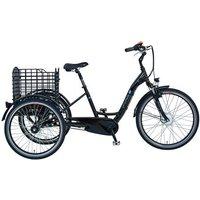 E-Bike Fahrrad Dreirad 26er CARGO 3R