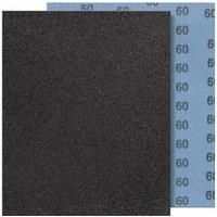 Schleifgewebe 230x280mm K320 blau FORTIS