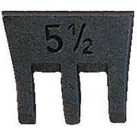 Hammerkeil SFIX Ausführung:Nr. 5,5