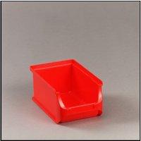 Stapelsichtbox Allit ProfiPlus Box Größe:2 Farbe:rot
