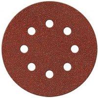 Haftschleifscheibe Korund FORTIS Durchmesser:125mm Körnung:K100