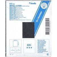 Schleifbogen Blaukörper Körnung:K80