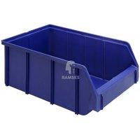 Lagerbox Kunststoff Farbe:blau Größe:2