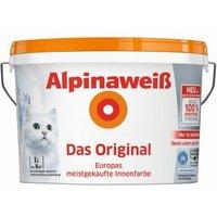 Alpinaweiß Das Original spritzfrei matt Menge:1l