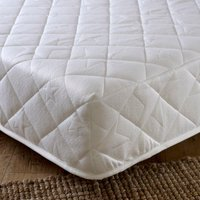 Fusion Extra Plus Memory and Reflex Foam Orthopaedic Mattress - 6ft Super King Size (180 x 200 cm)