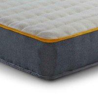 Sleep Soul Comfort 800 Pocket Spring Mattress - 3ft Single (90 x 190 cm)