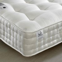 Tennyson 4000 Twin Pocket Sprung Air Flow Orthopaedic Natural Fillings Mattress - 4ft6 Double (135 x 190 cm)