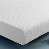 Pocket Ortho 4000 Individual Sprung Reflex Foam Support Orthopaedic Rolled Mattress - 4ft6 Double (135 x 190 cm)