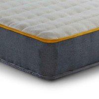 Sleep Soul Balance 800 Pocket Spring and Memory Foam Mattress - 4ft6 Double (135 x 190 cm)