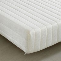 Touch 3-Zone Memory Foam Orthopaedic Rolled Mattress - 4ft Small Double (120 x 190 cm)