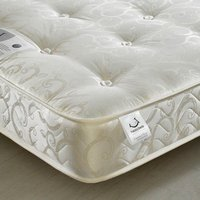 Compact Gold Tufted Orthopaedic Mattress - 4ft Small Double (120 x 190 cm)