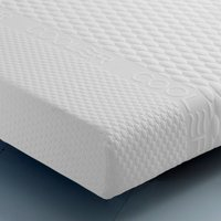 Deluxe Memory Spring Rolled Mattress - 2ft6 Small Single (75 x 190 cm)