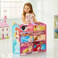 Disney Princess Multi Storage Unit