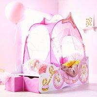 Disney Princess Carriage 2 Drawer Storage Bed