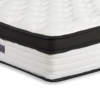 Sleep Soul Cloud 800 Pocket Spring and Memory Foam Mattress - 4ft Small Double (120 x 190 cm)