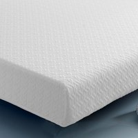 Impressions 6000 Cool Blue Memory and Reflex Foam Orthopaedic Mattress - European Single (90 x 200 cm)