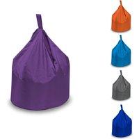 Bonkers Jazz Large Chino Purple Bean Bag