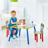 Mickey Mouse Table and Chairs