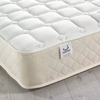 Monza 1000 Pocket Sprung Reflex Foam Mattress 4ft Small Double (120 x 190 cm)