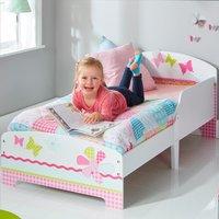Patchwork Toddler Bed