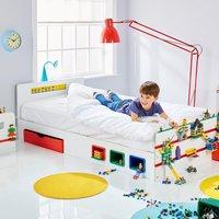 Room 2 Build Single Bed