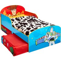 Toy Story 4 Toddler 2 Drawer Storage Bed