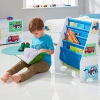 Vehicles Sling Bookcase