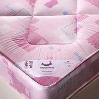 Gemma Pink Spring Kids Mattress - 2ft6 Small Single (75 x 190 cm)
