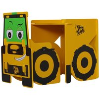 JCB Yellow Children's Digger Desk and Chair