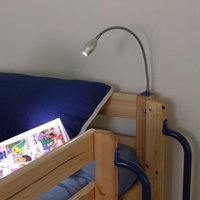 Bendy Bunk LED Light For Bunk Beds and Mid Sleepers