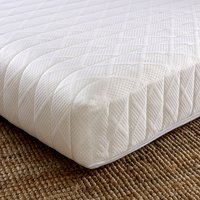 Touch 7-Zone Memory Foam Orthopaedic Rolled Mattress - 5ft King Size (150 x 200 cm)