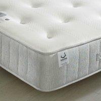 Pearl Contour Spring Memory Foam Tufted Mattress - 3ft Single (90 x 190 cm)