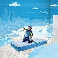Jay-Be Simply Kids Foam Free Waterproof Spring Mattress - 3ft Single (90 x 190 cm)