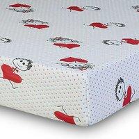Moo Moo Reflex Foam Orthopaedic Kids Mattress - 3ft Single (90 x 190 cm)
