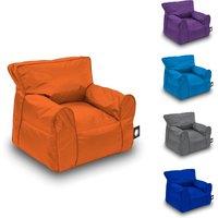 Bonkers Grey Baby Bean Bag Chair