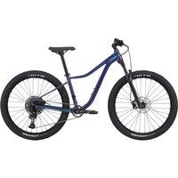 2020 Cannondale Trail Tango 1 Womens Hardtail Mountain Bike in Blue